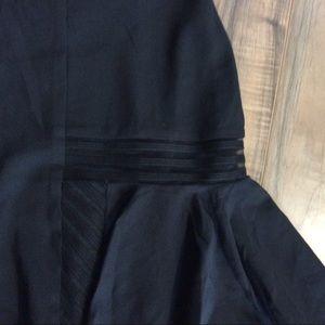 TCEC Skirts - Never Worn Black Skater Mini Skirt Size Large